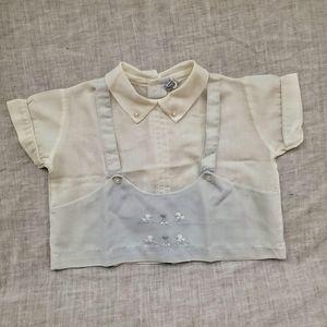 Vintage Baby Boy Shirt